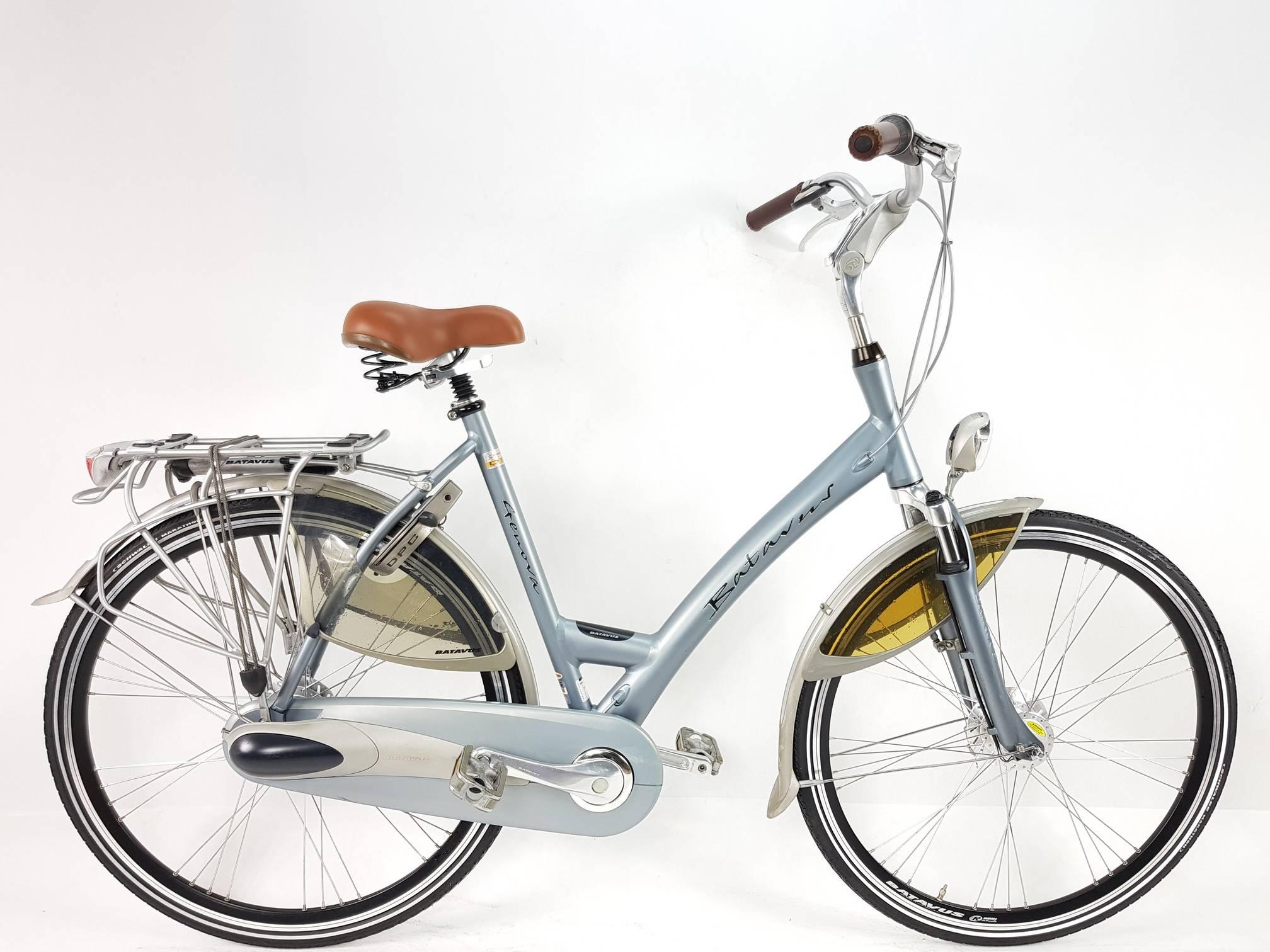 Batavus Genova 28'' rower holenderski, Ideał