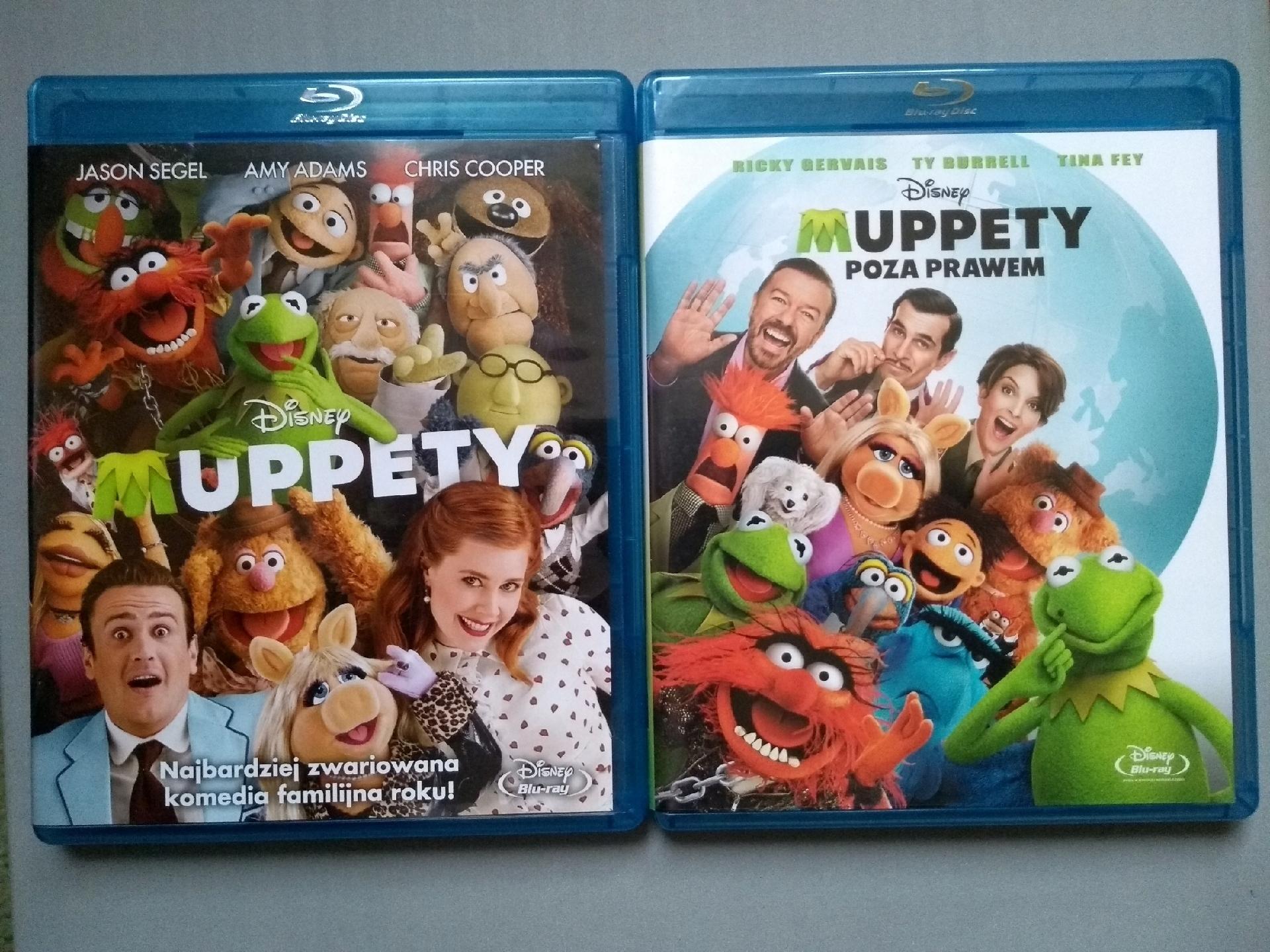 Muppety + Muppety poza prawem