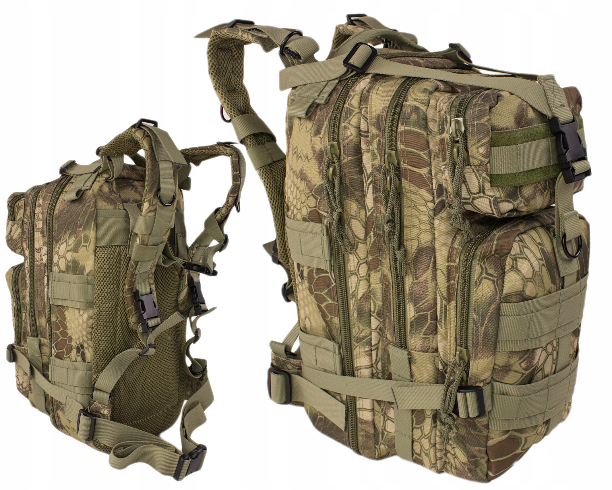 Turystyczny Plecak US ARMY Texar TXR Kryptek 25L