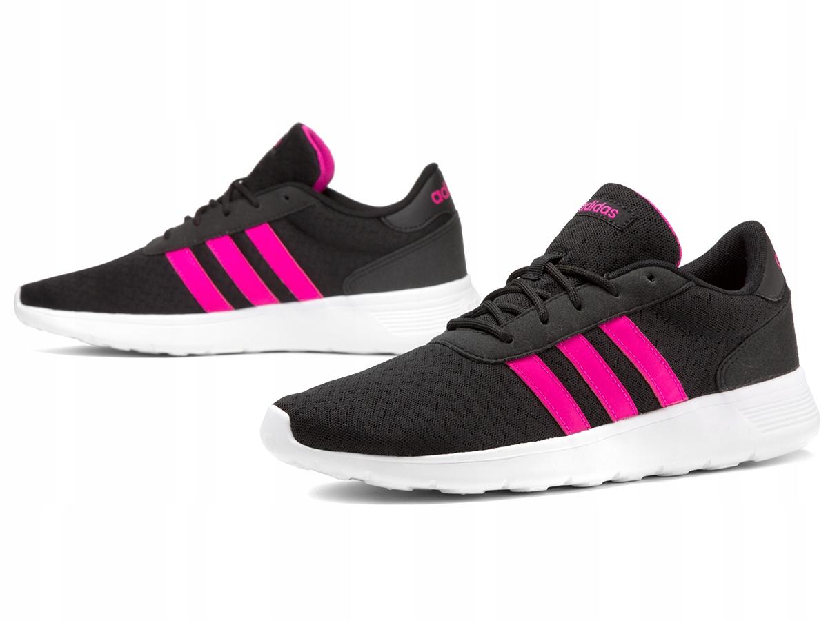 adidas lite racer bb9835 flux buty damskie czarne
