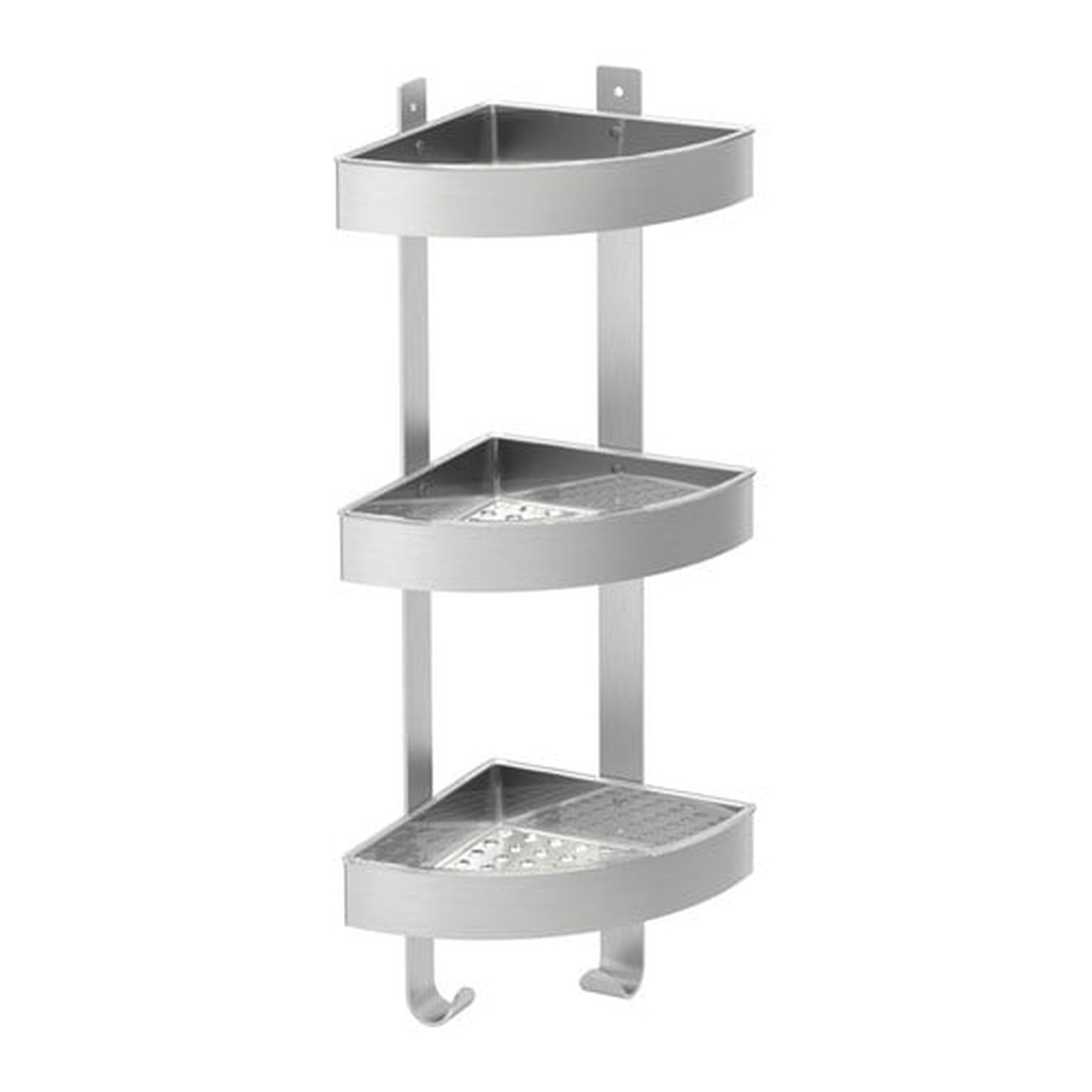 Ikea Grundtal Półka Pod Prysznic Półki Narożne 7485772275