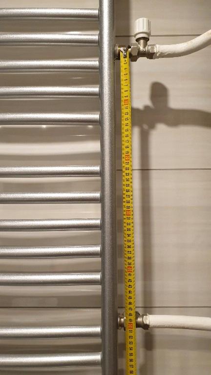 Grzejnik łazienkowy 40 x 90
