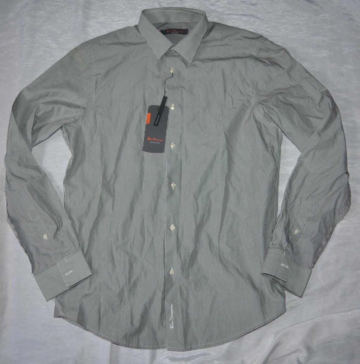 Koszula w paski Ben Shermann L