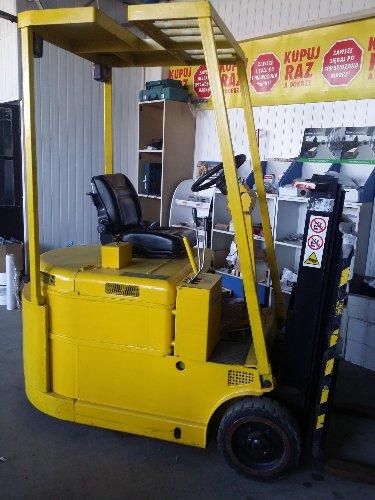 Wszystkie nowe Wózek widłowy Eagle 1,25 E Suchedniów elekt OKAZJA - 6776917405 QQ88