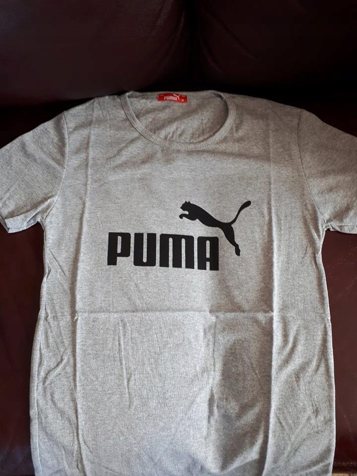 PUMA CAT T shirt koszulka męska BIAŁY 98528 30 XXL www