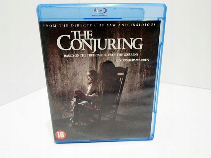BLURAY THE COJURING