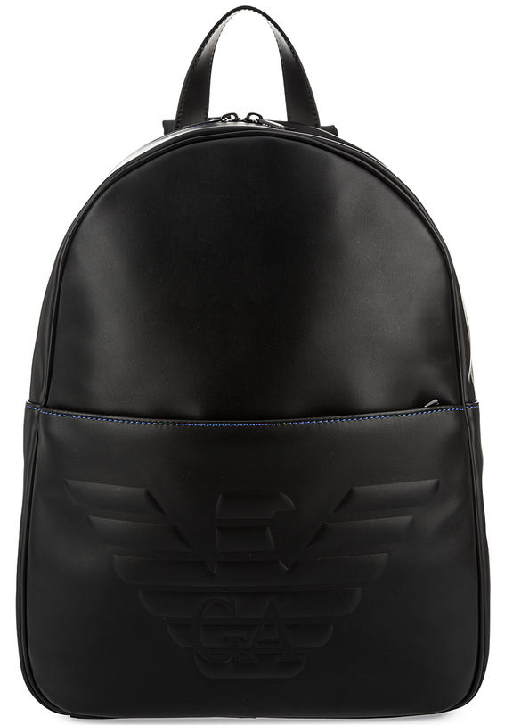 9a2f609e45d3a EMPORIO ARMANI markowy plecak skórzany na laptop - 7227196898 ...