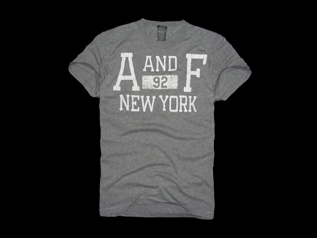 Abercrombie & Fitch Vintage Graphic Tee L