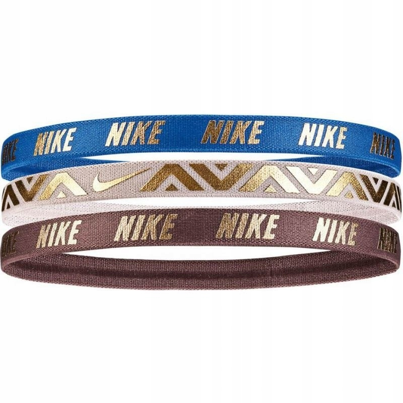 Opaska na głowę Nike Hairbands 3 szt. NJNG8910OS