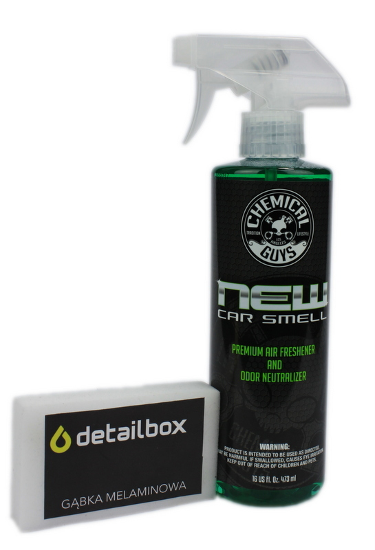 CHEMICAL GUYS New Car Scent 473ml NOWE AUTO