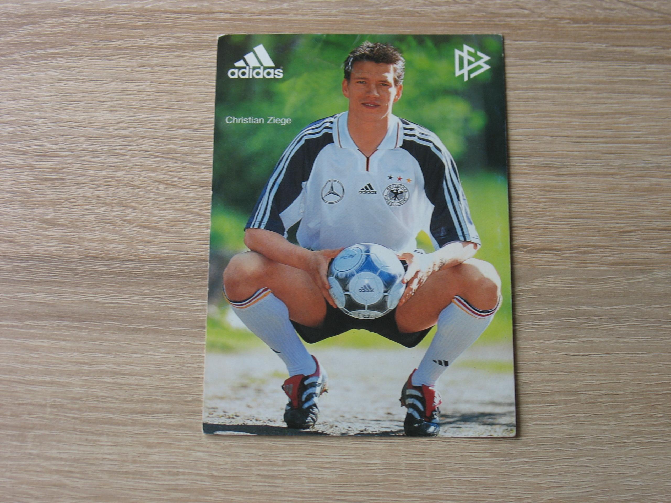 Piłka nożna - fotos Christian Ziege , Niemcy