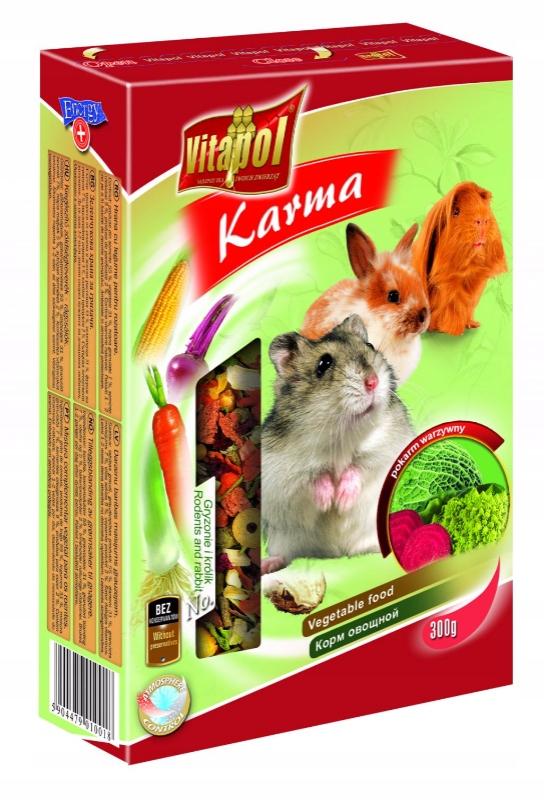 Vitapol Karma uzupełniająca dla gryzoni warzywna