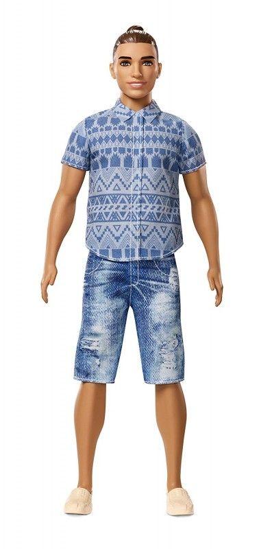 Barbie Stylowy Ken Fashionistas nr 13 - Mattel
