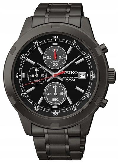 zegarek SEIKO Chronograph SKS437P1 GWARANCJA
