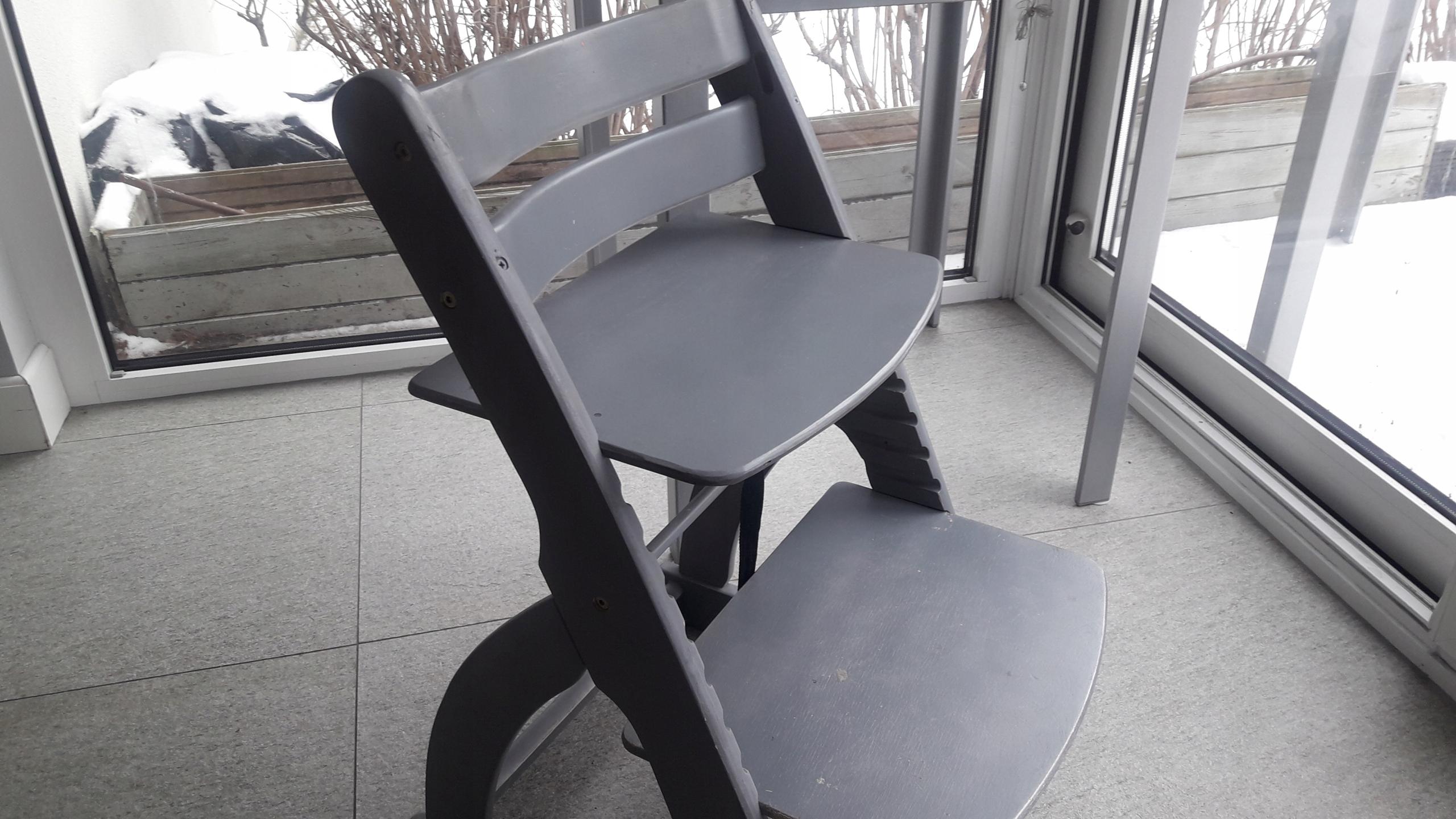 Krzesełko model STOKKE - Tripp Trapp - okazja