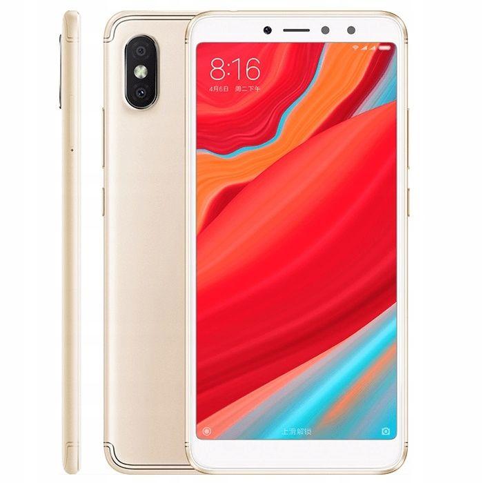 Xiaomi Redmi S2 3/32GB Dual Sim Złoty