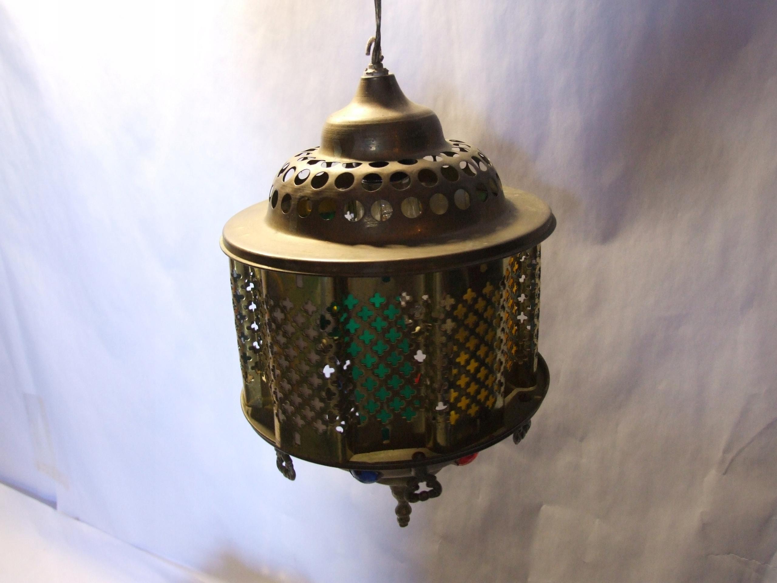 Lampiony Lampy Ozdobne Tarasowe Ogrodowe