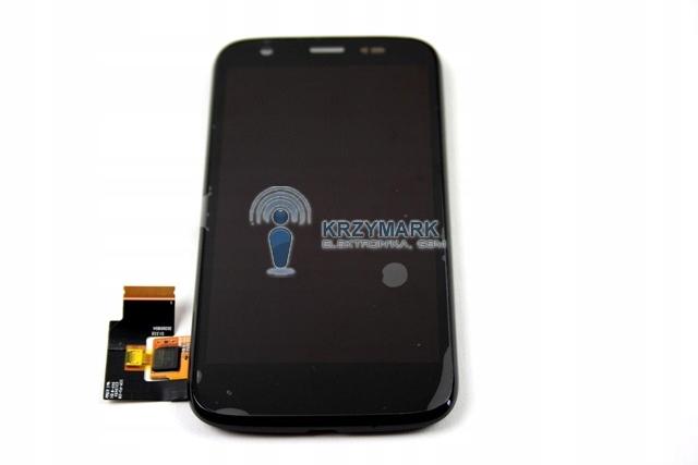 EKRAN LCD DIGITIZER Z RAMKĄ MOTOROLA MOTO XT1032 G