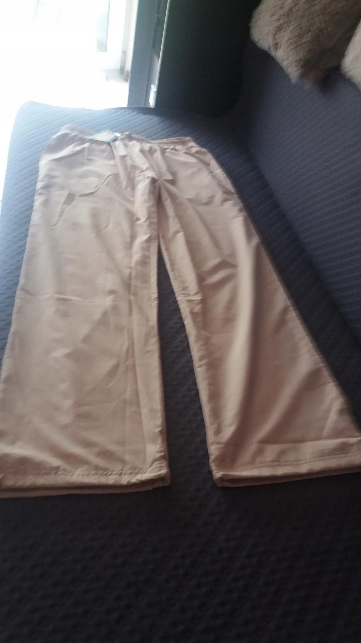 spodnie Reebok rozmiar 42 - treningowe OKAZJA