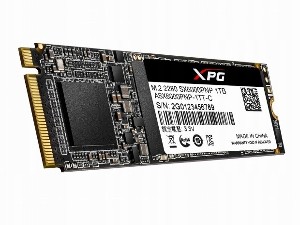 Dysk SSD XPG SX6000Pro 1TB PCIe 3x4 2.1/1.4 GB/s