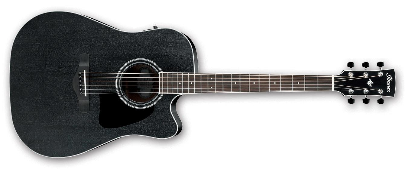 Ibanez AW84CE WK - gitara elektroakustyczna