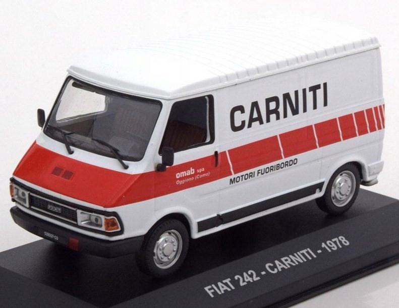 FIAT 242 CARNITI 1978