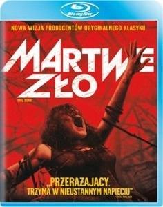 MARTWE ZŁO EVIL DEAD (Blu-ray) lektor STAN IDEALNY