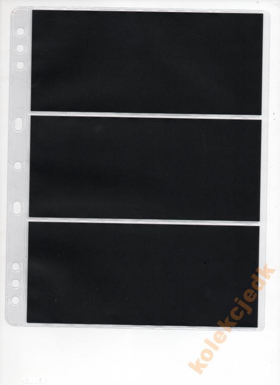 Wkłady 25x19,5cm (rozmiar Optima) typ 394/T3 1 szt