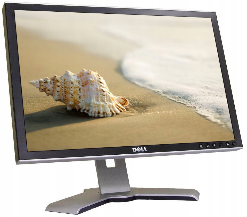 Monitor Dell 20'' 2009WT LCD 1680x1050 - 7472499145