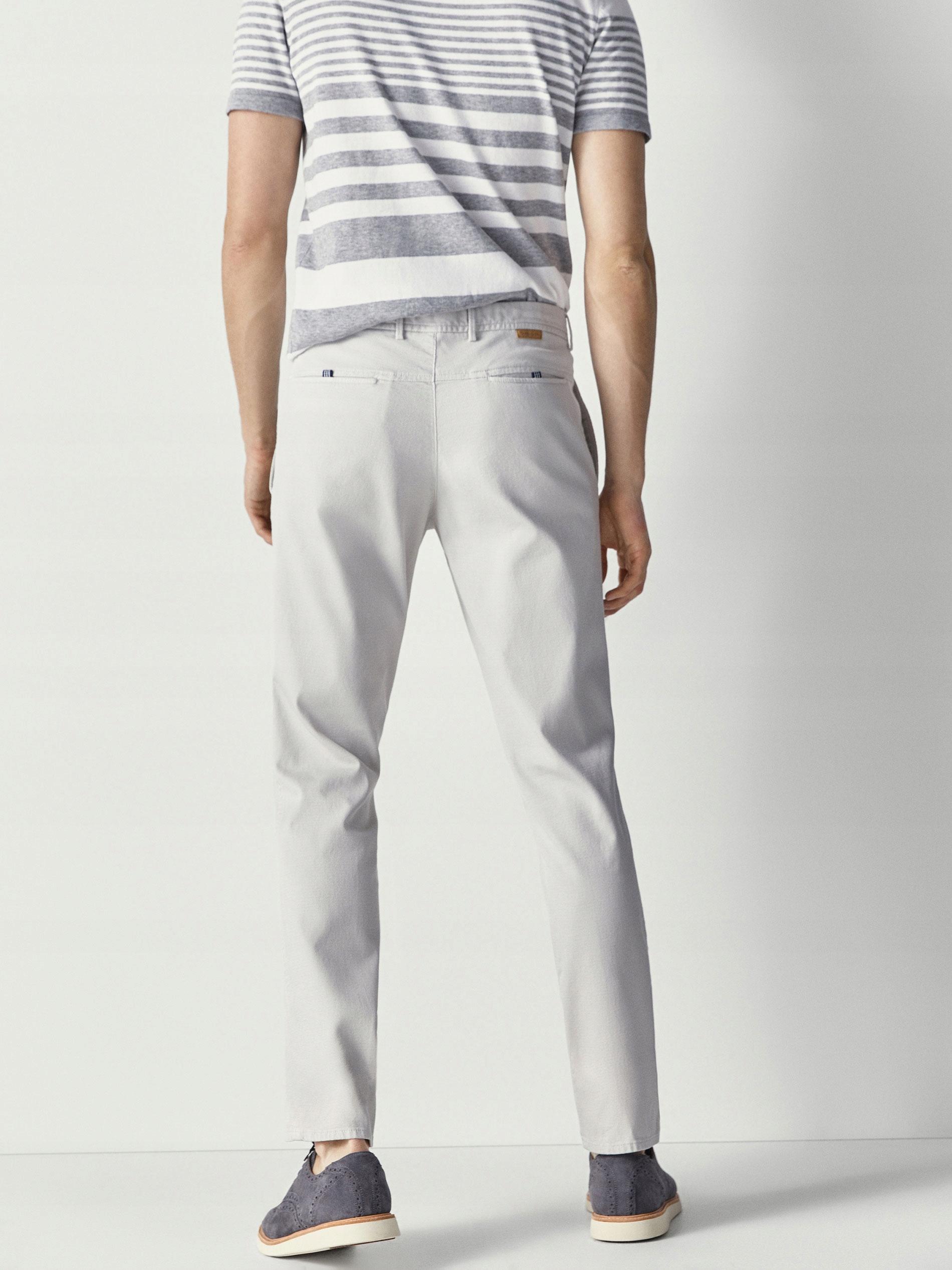 Massimo Dutti męskie spodnie chino NOWA!!! S