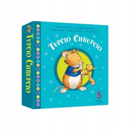Tupcio Chrupcio. Pakiet 5 książek