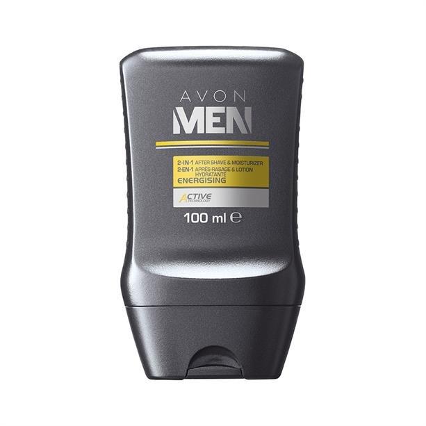 AVON MEN ENERGIZING BALSAM PO GOLENIU 100 ml