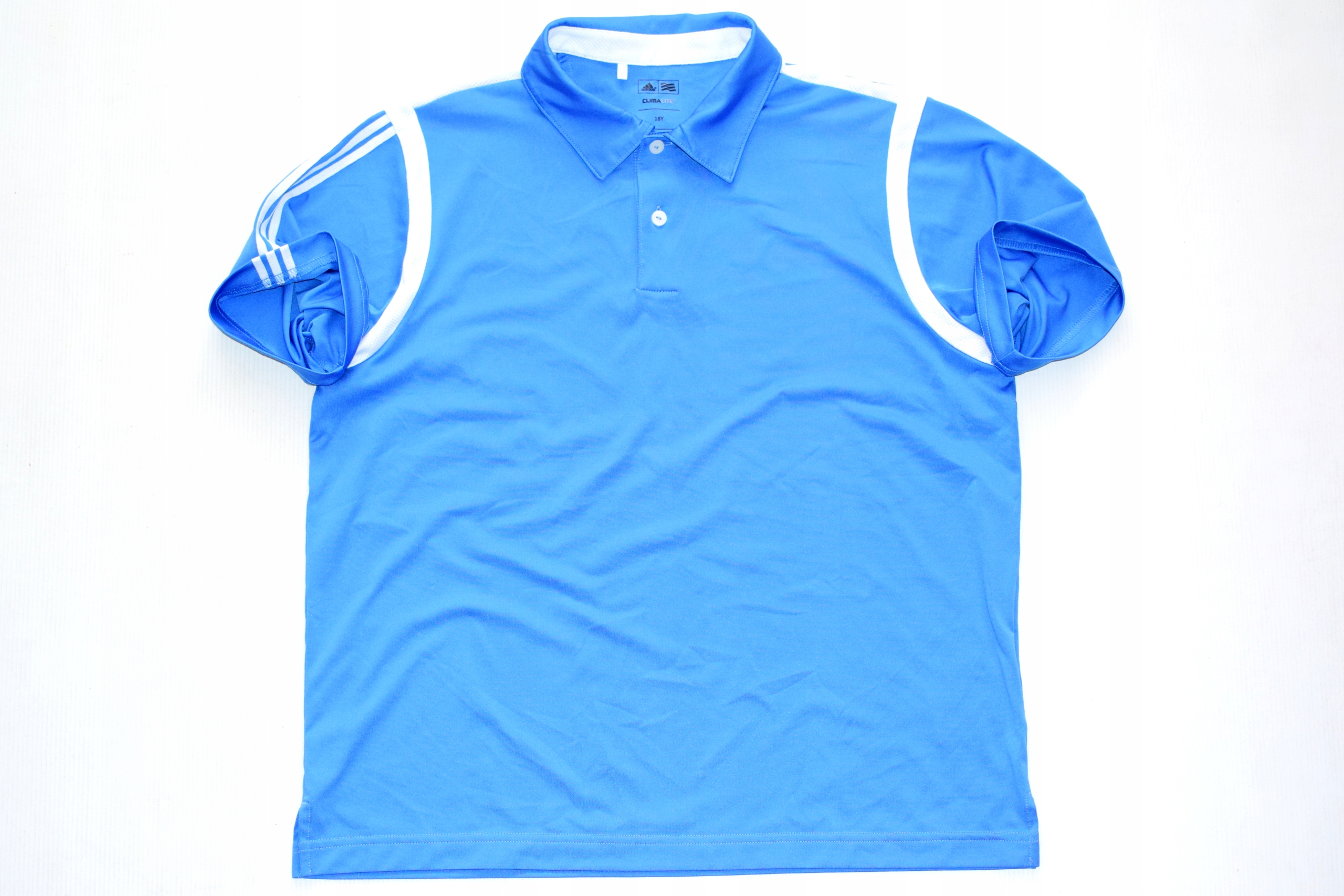 ADIDAS _ GOLF _ Koszulka Polo _ CLIMALITE _ M