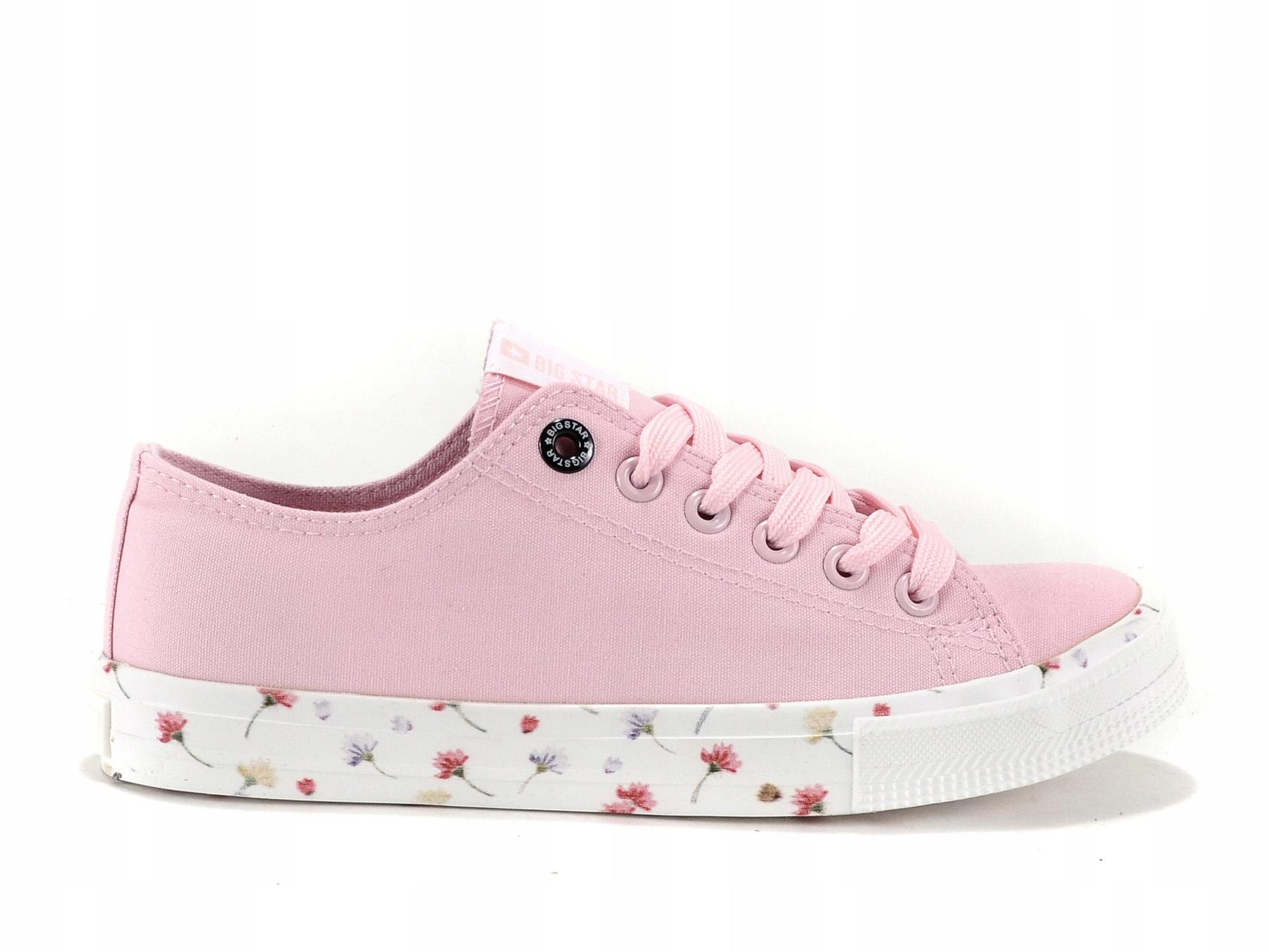 Buty Damskie Big Star DD274706 Pink (38)