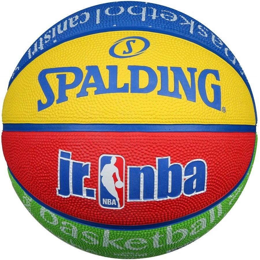 Piłka Spalding Junior 5 brązowy