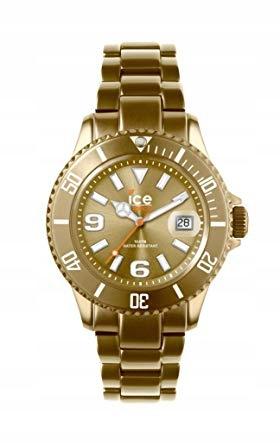 Zegarek Ice-Watch ICE ALU Gold Złoty aluminiowy AL
