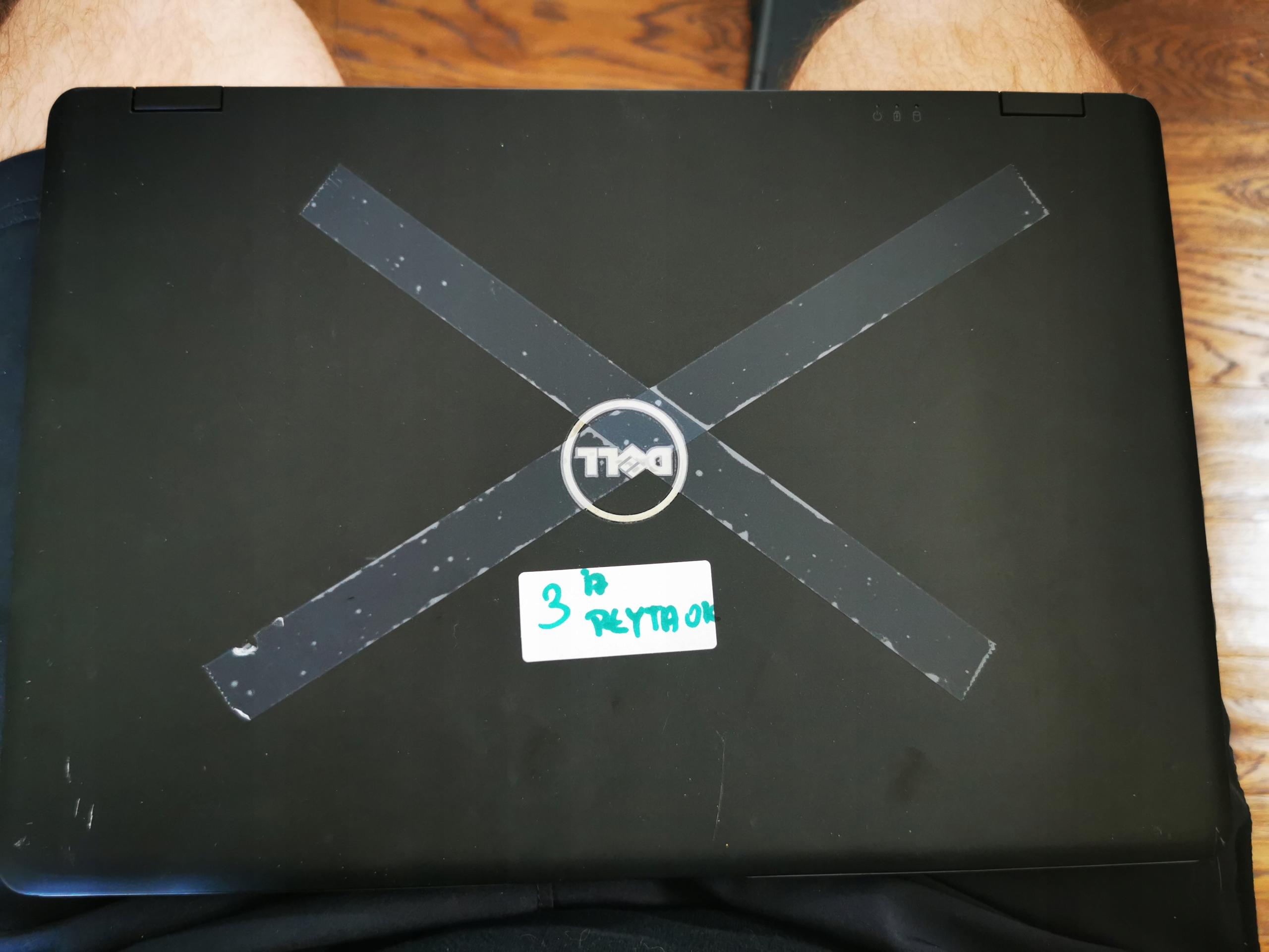 Dell Latitude 6430U i7 Uszkodzony