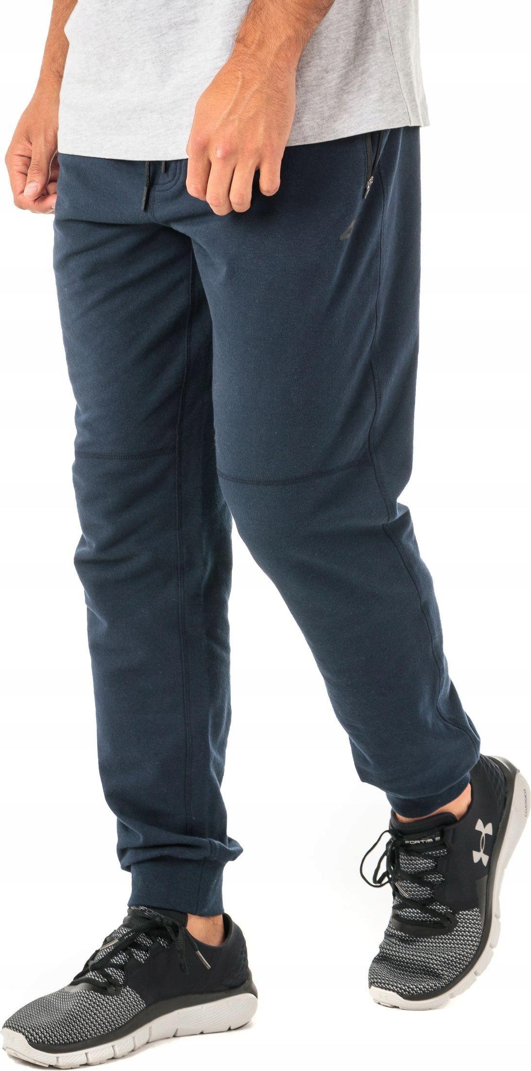 4F Spodnie męskie dresowe H4Z18 SPMD002 r. L