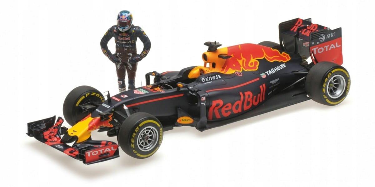 MINICHAMPS Red Bull Racing TAG Heuer RB12 #3 Danie