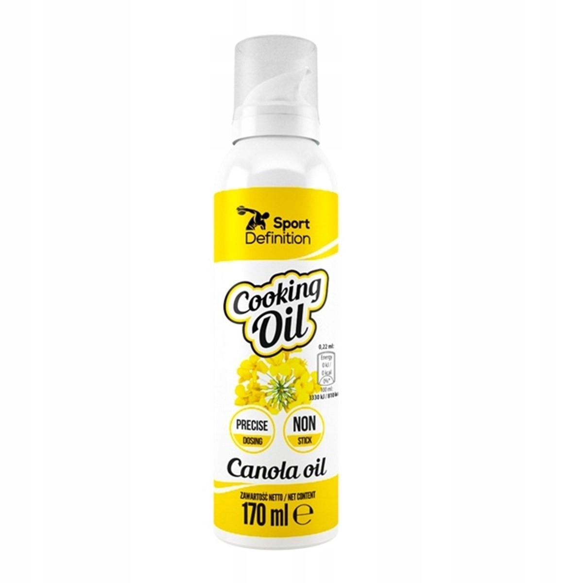 Sport Definition Cooking OIL Canola Oil 170 ml