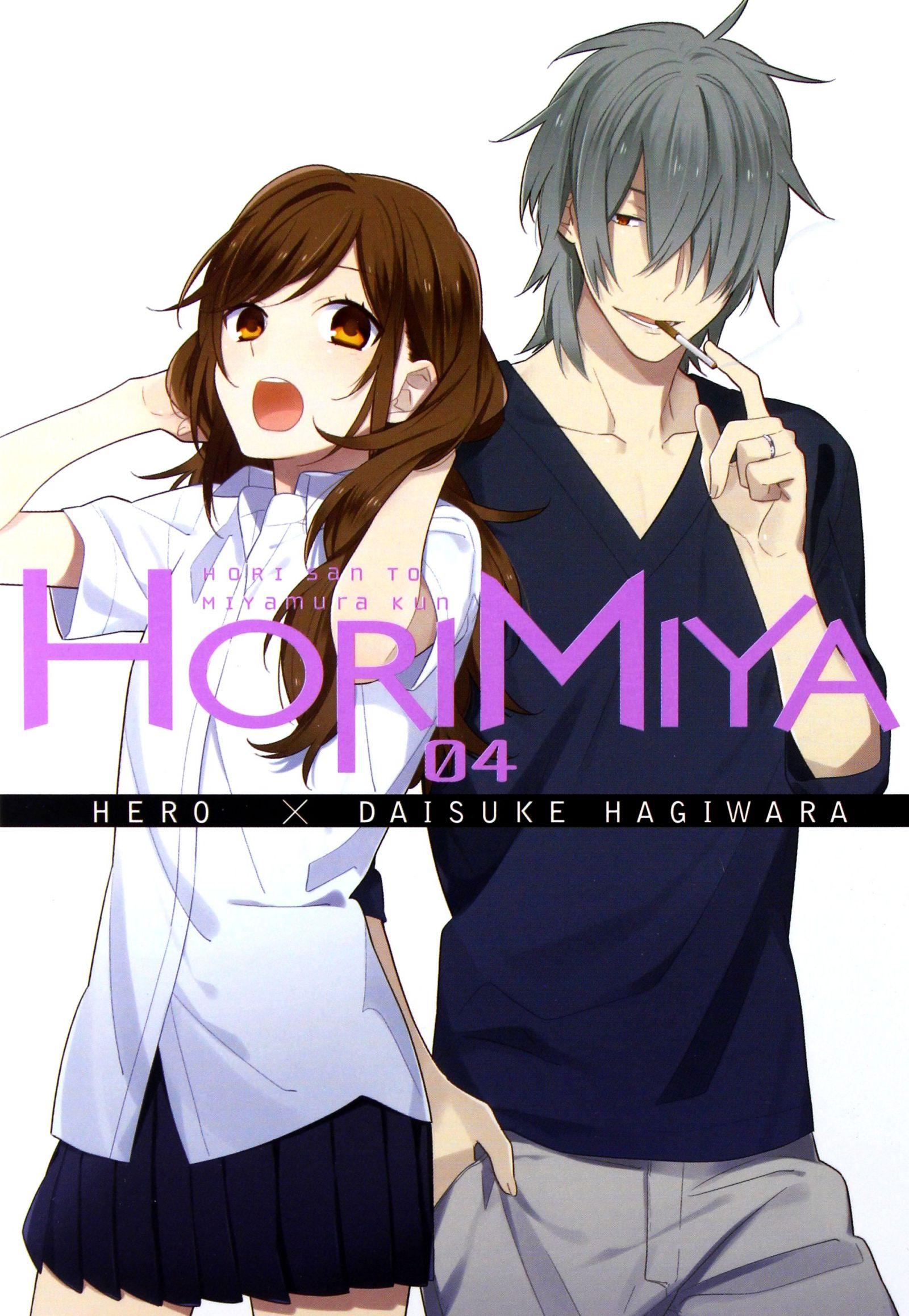 HORIMIYA (TOM 4) - Hero (KOMIKS)