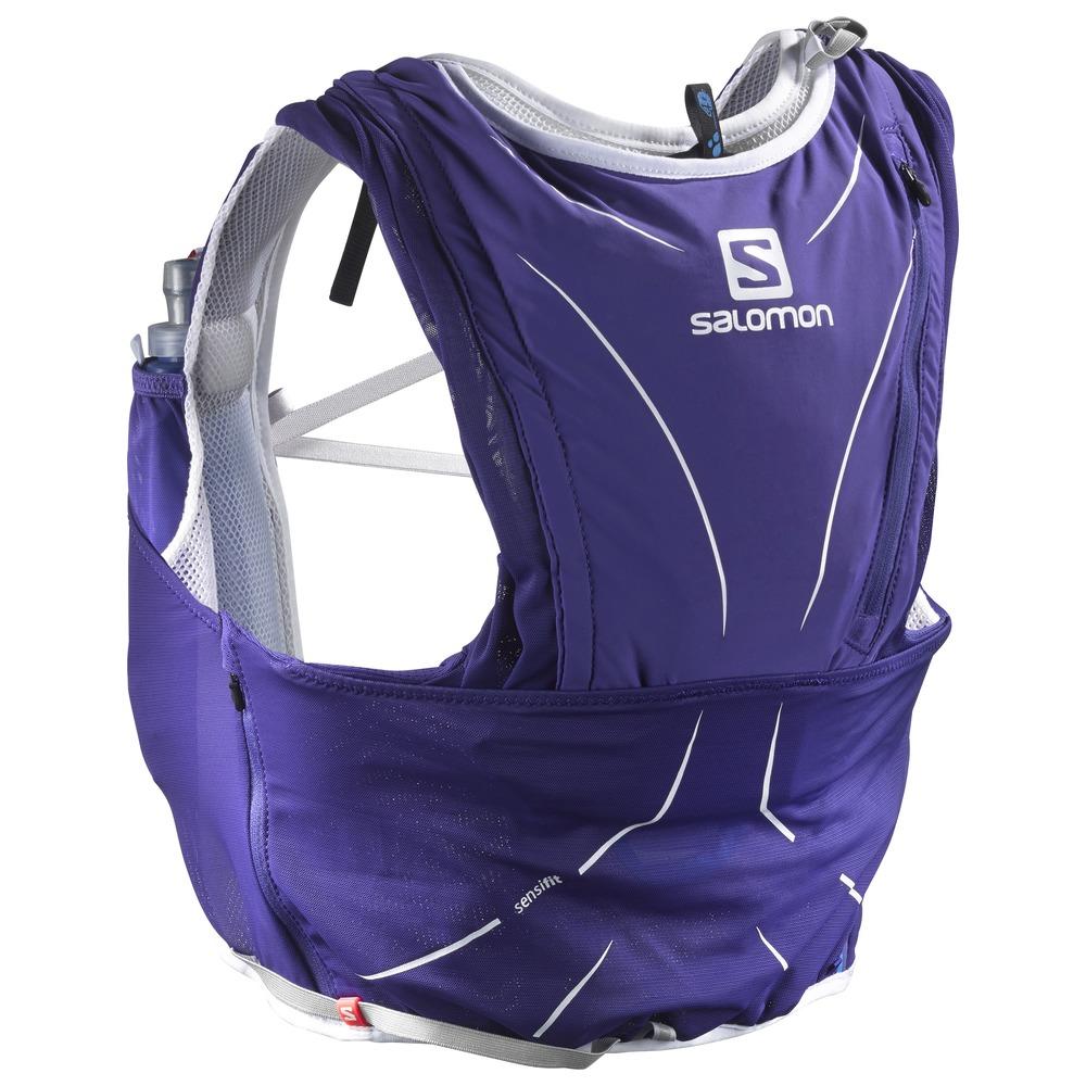 bcf0099b9207a Plecak Salomon ADV Skin 12 Set Blue r. XXS - 7247639395 - oficjalne ...