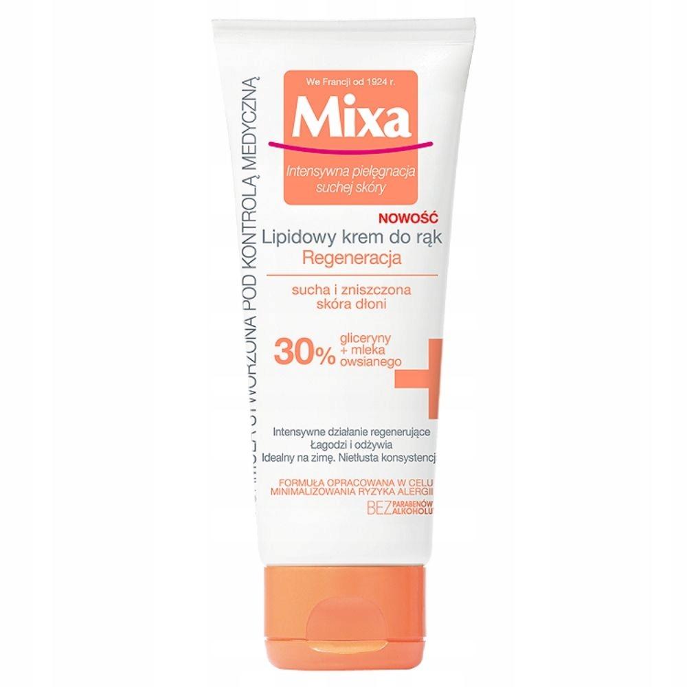 MIXA Lipidowy krem do rąk Regeneracja 100 ml