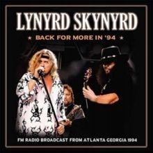 Lynyrd Skynyrd - Back for More in '94: FM Radio Br