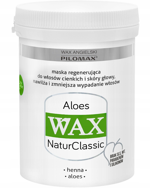 wosk wax na wypadanie włosów