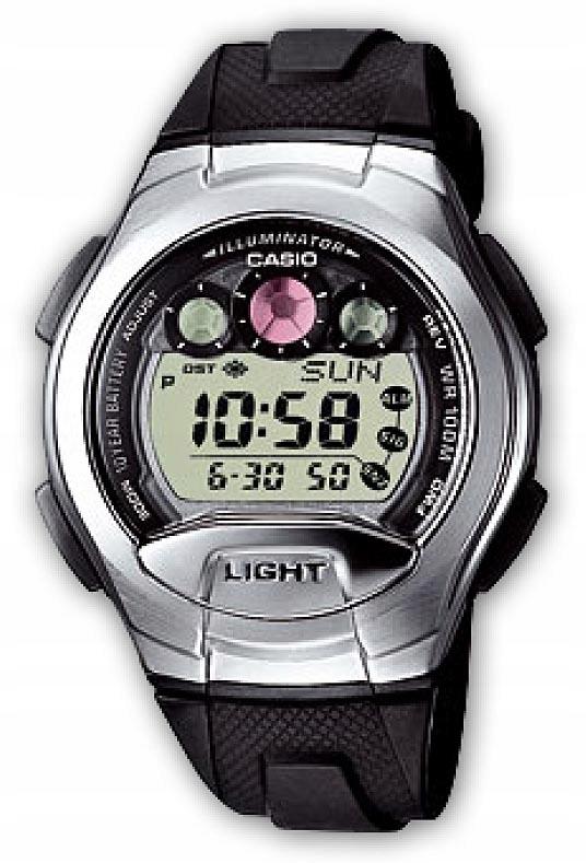 Zegarek Casio W-755