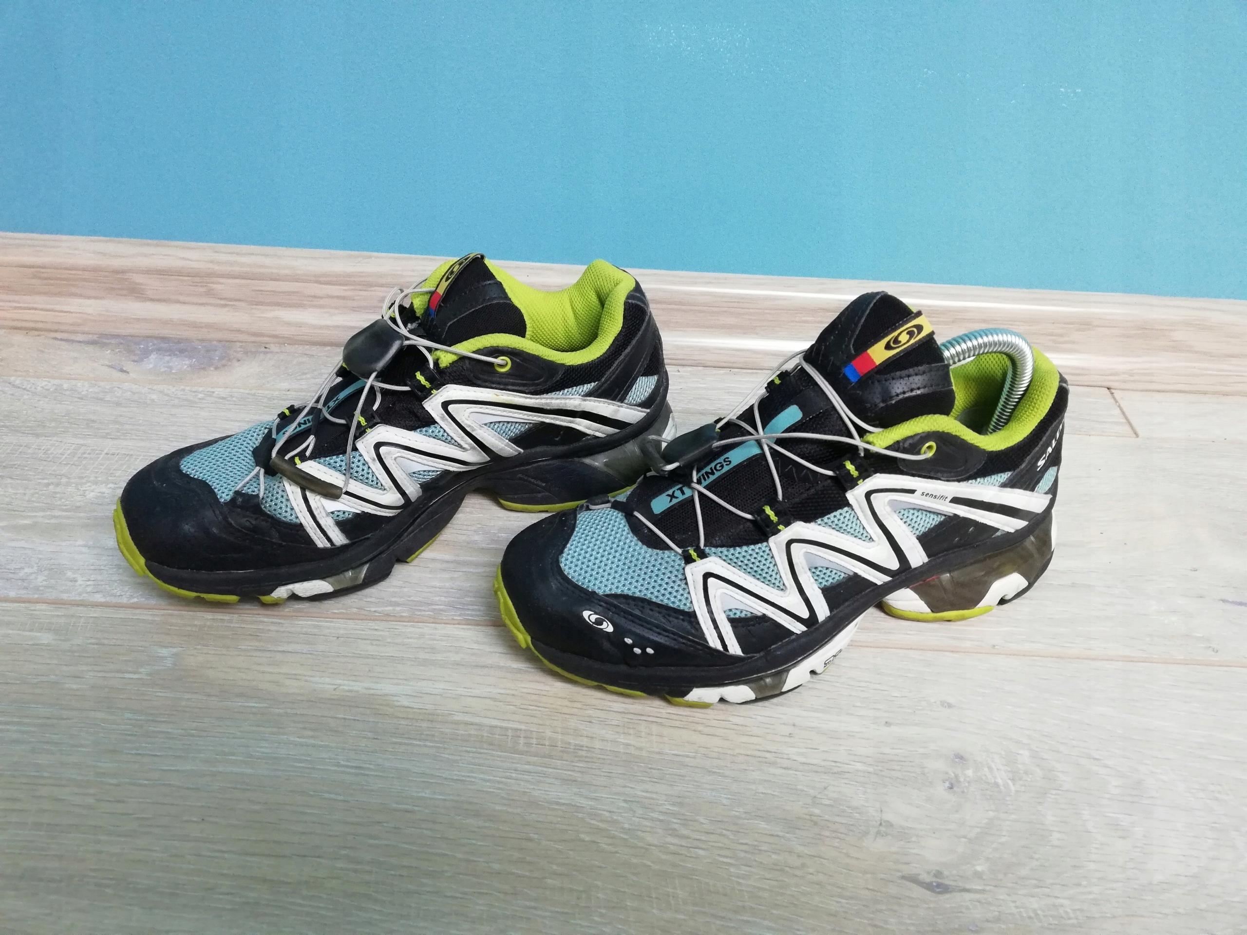 SALOMON XT WINGS 2 buty trekkingowe EU 38 UK 5
