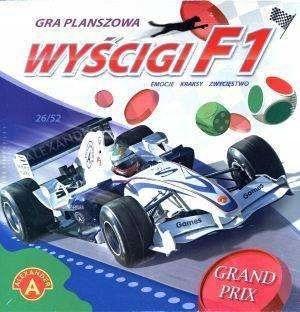 Wyścigi F1 ALEX SUPER GRA