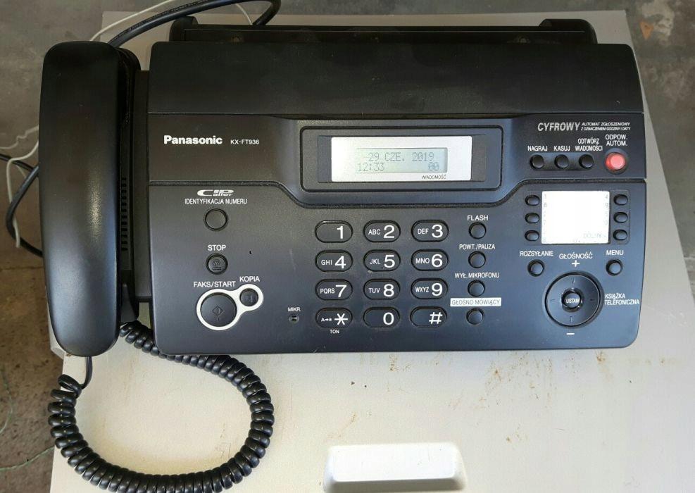 Faks Panasonic Kx-ft936pd