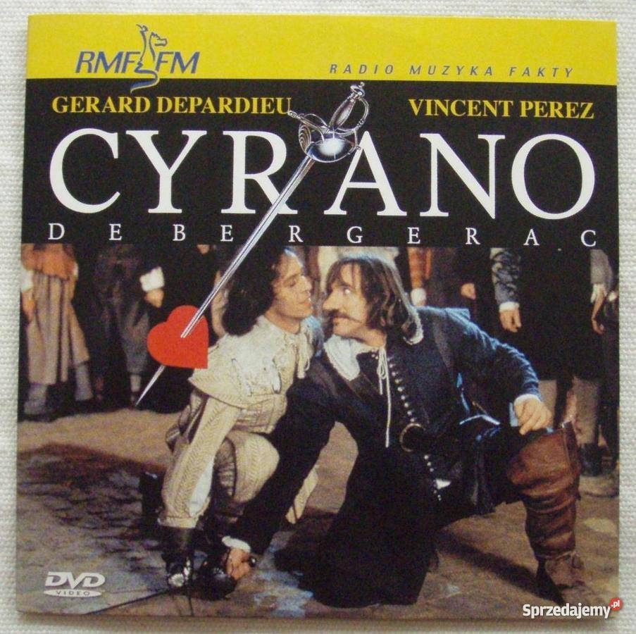 """Film DVD """"Cyrano de Bergerac"""""""